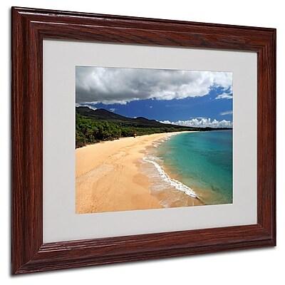 Trademark Fine Art 'Makena Maui' 11