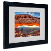 Trademark Fine Art 'Mesa Arch Sunrise'