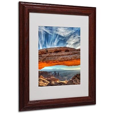 Trademark Fine Art 'Mesa Arch Sunrise 2' 11