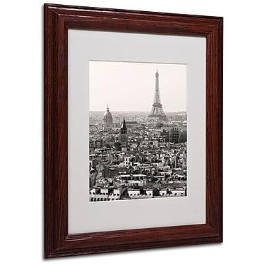 Trademark Fine Art 'Paris' 11