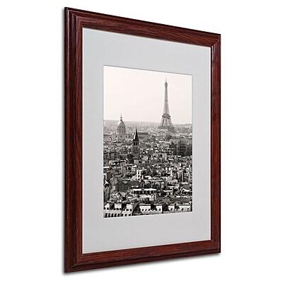 Trademark Fine Art 'Paris' 16