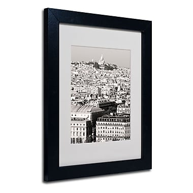Trademark Fine Art 'Paris Montmartre'