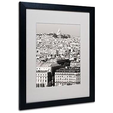 Trademark Fine Art 'Paris Montmartre' 16