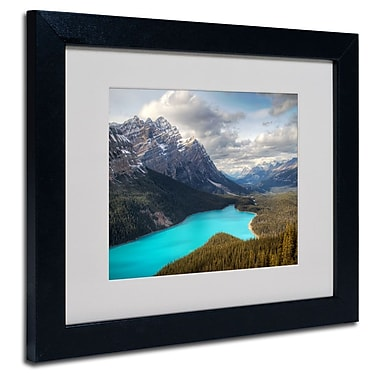 Trademark Fine Art 'Peyto Lake'