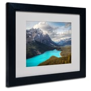 Trademark Fine Art 'Peyto Lake'