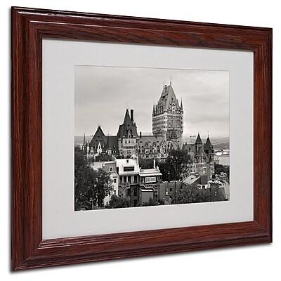 Trademark Fine Art 'Quebec City' 11