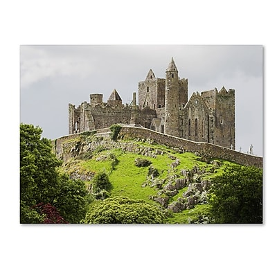 Trademark Fine Art 'Rock of Cashel Ireland' 22