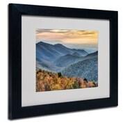 Trademark Fine Art 'Shenandoah Autumn'