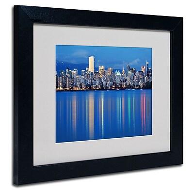 Trademark Fine Art 'Vancouver City' 11