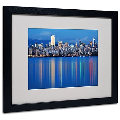 Trademark Fine Art 'Vancouver City' 16