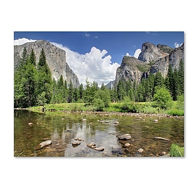 Trademark Fine Art 'Yosemite' 30