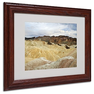 Trademark Fine Art 'Zabriskie Point 2' 11