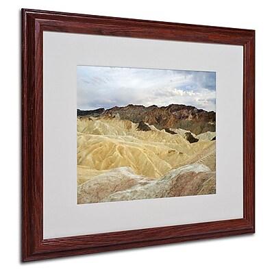 Trademark Fine Art 'Zabriskie Point 2' 16