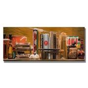 Trademark Fine Art 'Pasta Kitchen'