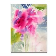 Trademark Fine Art 'Cerise Garden'