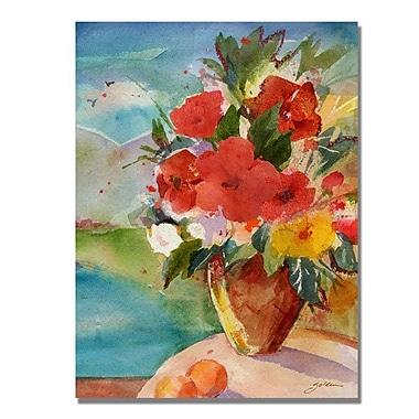 Trademark Fine Art 'Scenic Bouquet' 16