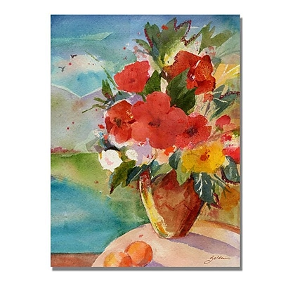 Trademark Fine Art 'Scenic Bouquet' 35