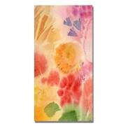 Trademark Fine Art 'Woodflowers II'