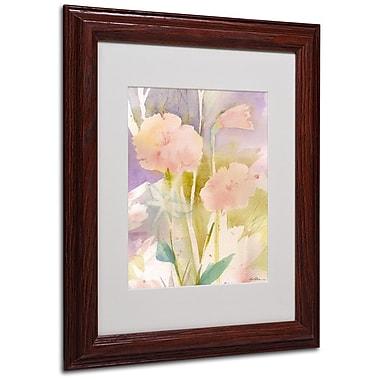 Trademark Fine Art 'Pink Dragonfly Shadows' 11