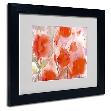 Trademark Fine Art 'Crimson Field'