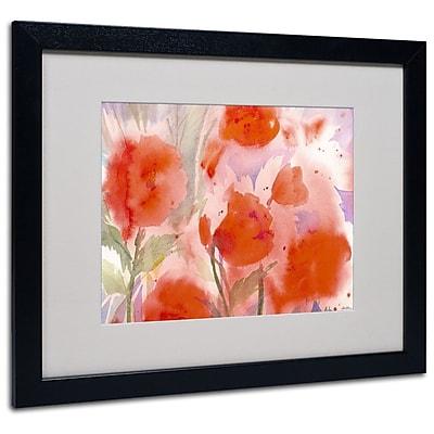 Trademark Fine Art 'Crimson Field' 16