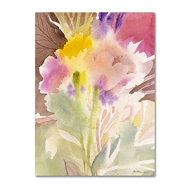 Trademark Fine Art 'Garden Memory' 35