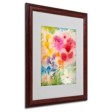 Trademark Fine Art 'Bright Garden' 16