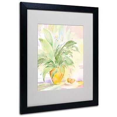 Trademark Fine Art 'The Peace Lily' 16