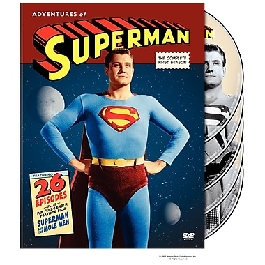 Adventures of Superman: The Complete First Season (DVD)