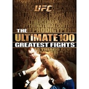 UFC: The Ultimate 100 Greatest Fights (Blu-Ray)