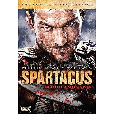 Spartacus: Blood and Sand (DVD)