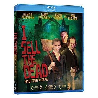 I Sell the Dead (Blu-Ray)