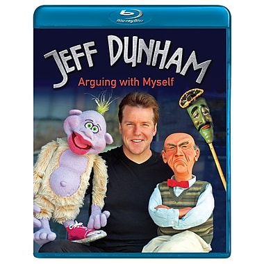 Jeff Dunham: Arguing with Myself (Blu-Ray)