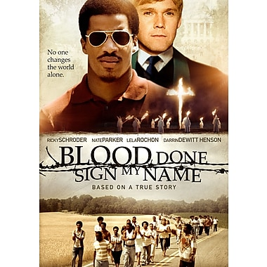 Blood Done Sign My Name (DVD)