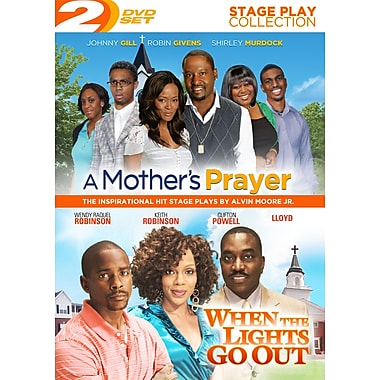 A Mother's Prayer/When the Lights Go Out (DVD)