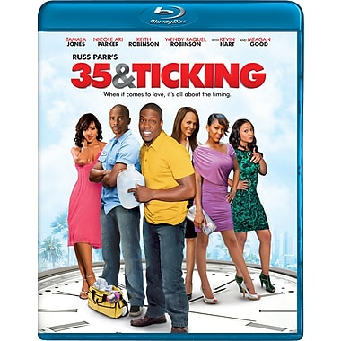 35 and Ticking (Blu-Ray)