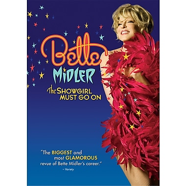 Bette Midler: The Showgirl Must Go On (DVD)