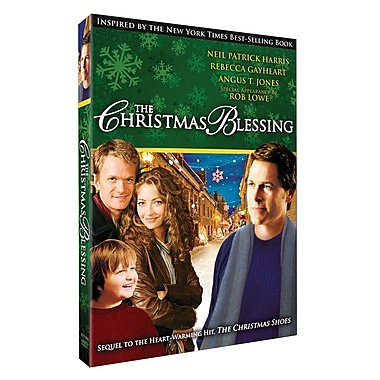 The Christmas Blessing - Dvd The Christm (DVD)