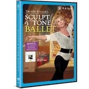 Trudie Styler's Sculpt and Tone Ballet DVD (DVD)