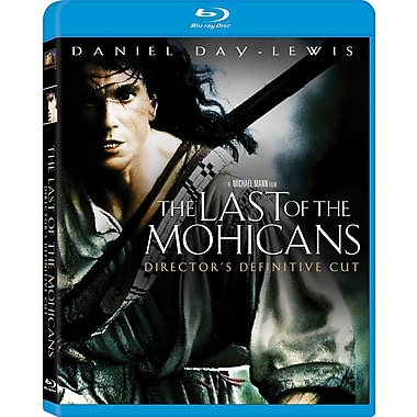 The Last of The Mohicans (Blu-Ray)
