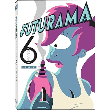 Futurama Volume 6 (DVD)