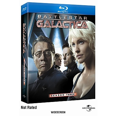Battlestar Galactica: Season 3 (2006/07) (Blu-Ray)