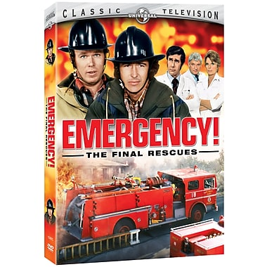 Emergency The Final Rescues (DVD)