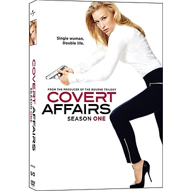 Covert Affairs: Season 1 (DVD)