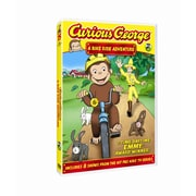 Curious George: A Bike Ride Adventure (DVD)