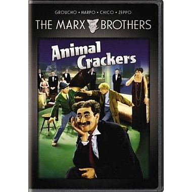 Marx Brothers: Animal Crackers (DVD)