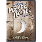 The Adventures of: Ma & Pa Kettle: volume 1 (DVD)