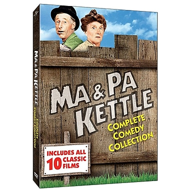 Ma & Pa Kettle: Complete Comedy Collection (DVD)