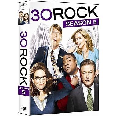30 Rock: Season 5 (DVD)