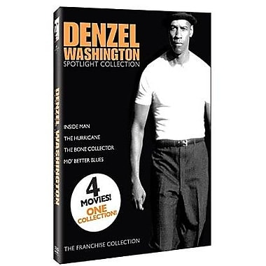 Denzel Washington: Collection (DVD)